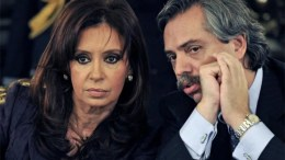 Fernández y Kirchner