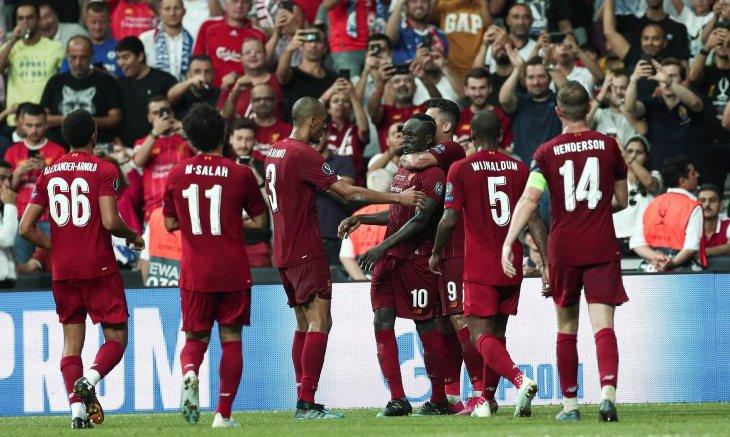 Liverpool venció al Chelsea
