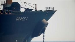 barco petrolero Grace 1
