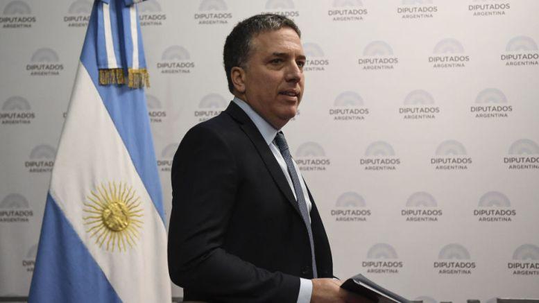 exministro de hacienda argentina