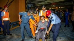 incendio en ferry de indonesia