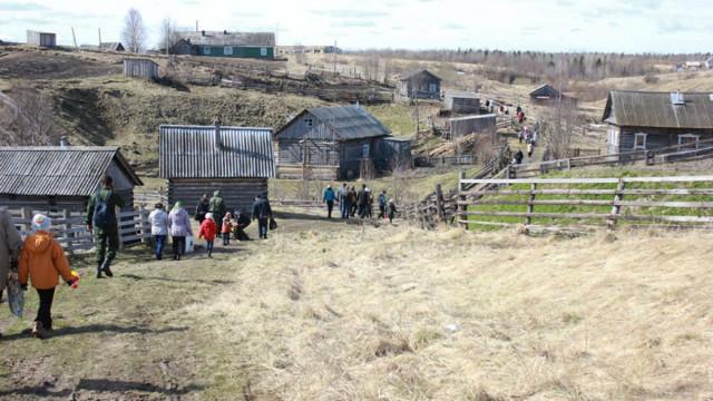 poblado ruso