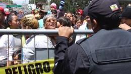 policia en frontera ecuador colombia