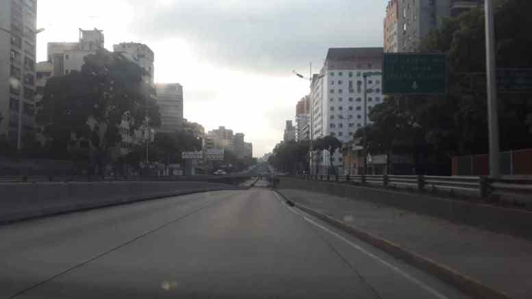 Caracas en Cuarentena