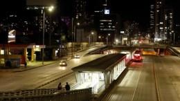 Bogotá de noche