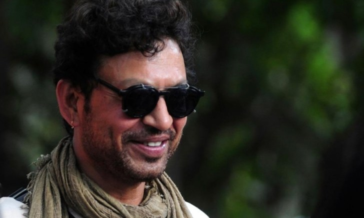 Actor indio Irrfan Khan