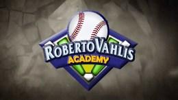 logo academia de béisbol Roberto Vahlis