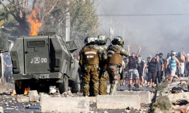 Protestas Chile Mayo 2020