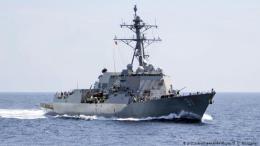 Buque USS Pinckney
