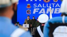 Nicolás Maduro envía mensaje a las FANB