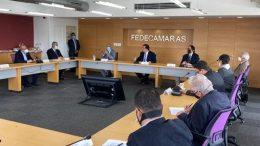 Fedecamaras y Comisión de la Asamblea Nacional