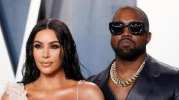 Lim Kardashian y Kanye West