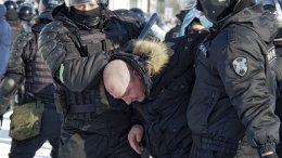 Navalny protestas y arrestos en Rusia