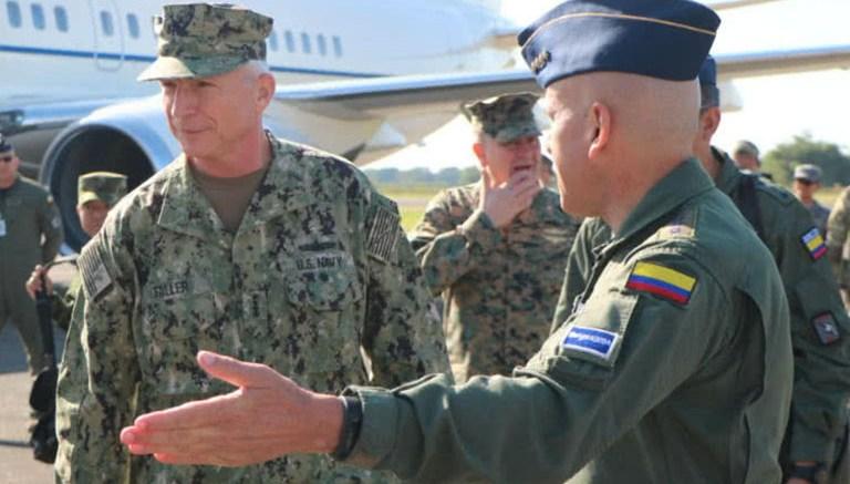 Comando Sur EEUU