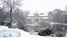nevadas España 2021