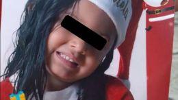 niña secuestrada