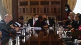 Arreaza y Comisión de la Asamblea Nacional