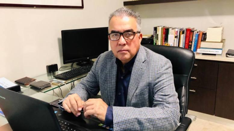 Diputado Luis Eduardo Martínez