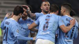 Manchester City en la Champions