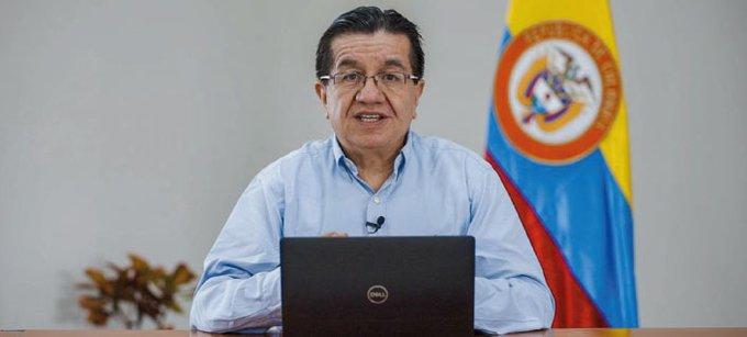 Ministro de Salud Ruiz