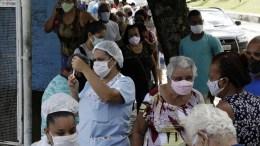 Vacunación Brasil