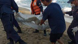 Purto Cabello rescate de victimas del mar de leva