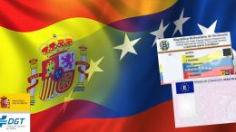 Licencia de conducir España