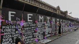 Protestas feminista en México
