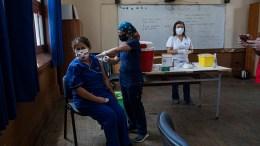 Vacunación Chile