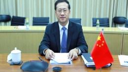 Portavoz del ministerio de exteriores de China