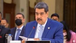 Nicolás Maduro en Cumbre de la CELAC