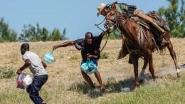 Violencia contra migrantes haitianos en EEUU