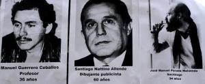 Guerrero, Nattino, Parada