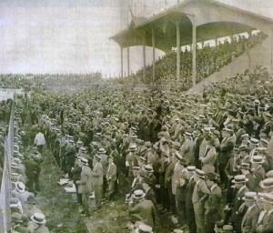 Estadio Sportivo Barracas