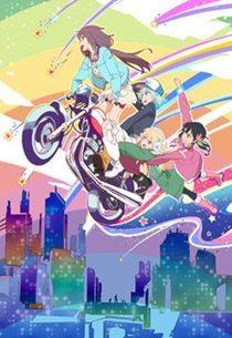 Rolling Girls NAU Animes da Temporada de Inverno 2015