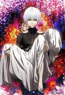 Tokyo Ghoul A NAU Animes da Temporada de Inverno 2015