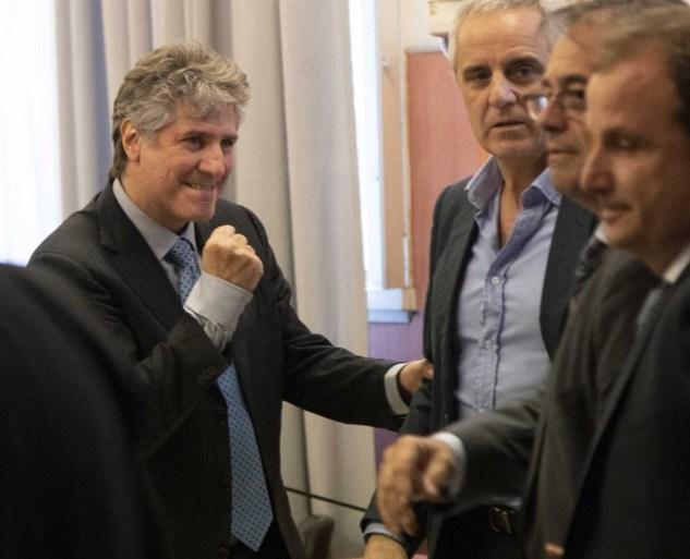 A Boudou le bajaron 10 meses de su condena y quedó en situación de pedir salidas transitorias - Noticias Argentinas | Agencia de noticias