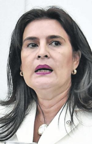FOTO: Fiscal María Victoria Acuña.