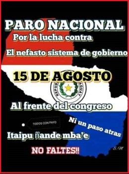 PARAGUAY REPUBLIC 23