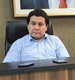 Nelson Fleitas, Administrador de Aduanas.