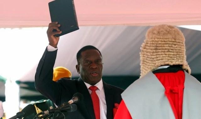 Presidente de Zimbawe decreta día nacional de ayuno y oración