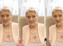 Mujer de 101 años es sanada de coronavirus