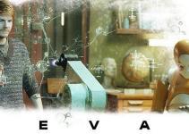 "47e29f9fe96a1771642fb05ac8a8fd00 - Trailer en Español de ""Eva"", un thriller futurista"