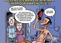 Belén Esteban demanda a la revista El Jueves