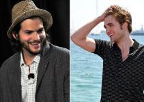 """ba1b7eb9b8ad142948e3b9dce300b4c6 - Ashton Kutcher trata a Robert Pattinson de """"Vampiro Gay"""""""