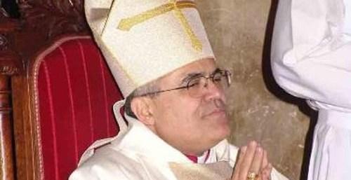 """06e08456cae95b8f473a5fceb1446e36 - Para el obispo de Córdoba """"siguiendo los planes de Dios la economía es más estable"""""""