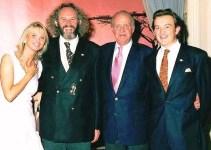b67f3a05ed46fa7a4f19254f5d8a07d4 - El rey Juan Carlos y la princesa Corinna zu Sayn-Wittgenstein pareja de cazadores
