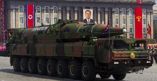 e76b19068b8a7b62bcd7955ba4e97874 - Los poderosos y amenazantes misiles que exhibe Corea del Norte son falsos