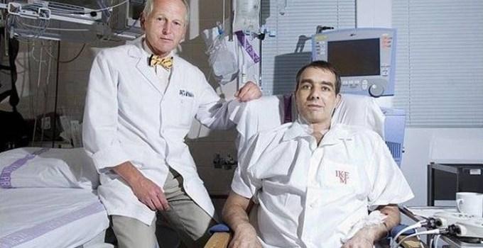 48808e128cefc059fe416d32c06387e3 - Increíble: un bombero vive sin corazón hace 4 meses