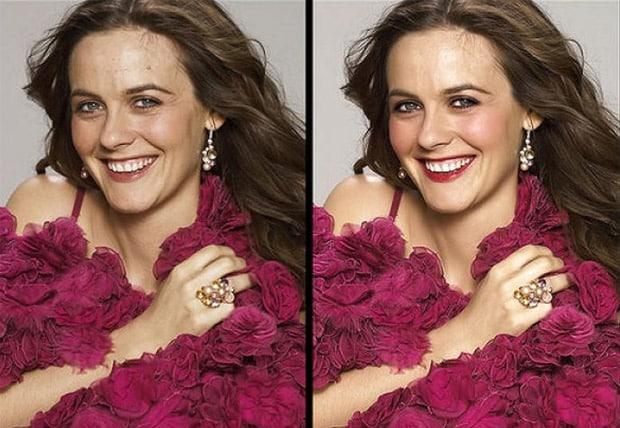famosas photoshop alicia - Salvadas por el Photoshop